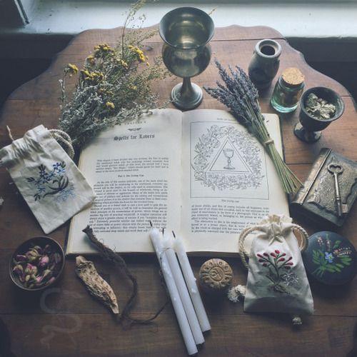 Imagen de witch, book, and magic