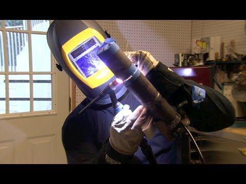 Tig Welding Certification Test - 6g pipe welding test