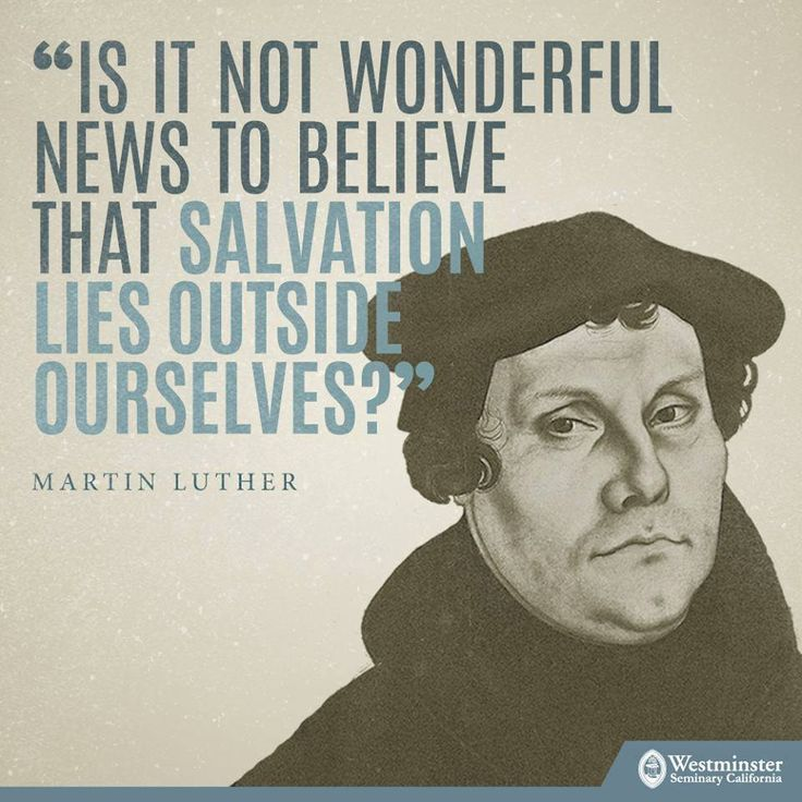 Martin Luther Reformation Quotes | www.pixshark.com ...