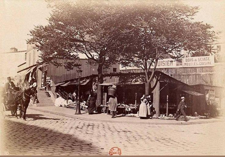 164 best Paris d\u0027autrefois (avant 1900) images on Pinterest