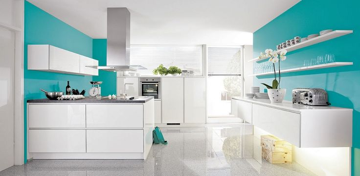 VERONA WI3-360 - In-line kitchens from In-toto Kitchens