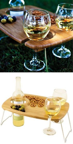 Wine & Snack Tray for Two ♥ Love