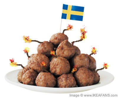 Spy Party Foods - Meatball Bombs