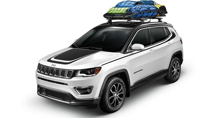 All-New 2017 Jeep Compass Gets More Than 90 Mopar Accessories #Jeep #Jeep_Compass