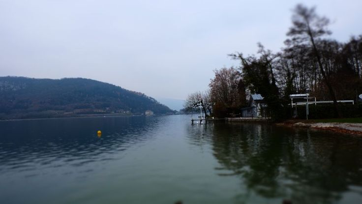 Plage d'Angon, lac d'Annecy by christophepoidevin