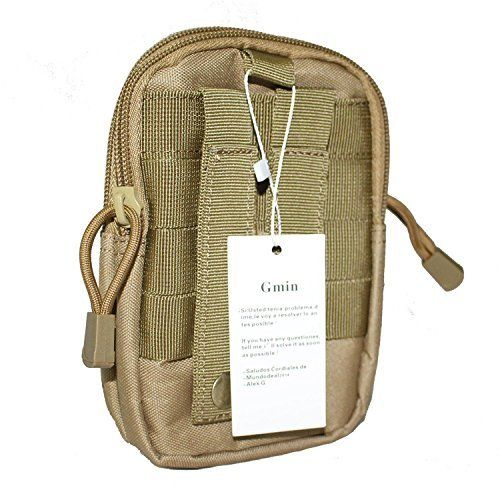 Nitecore NDP10 Tactical Pouch with Molle System and Patch area plus LumenTac Battery Organizer