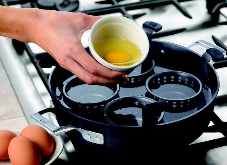 The 25 best Egg poacher pan ideas on Pinterest Silicone egg