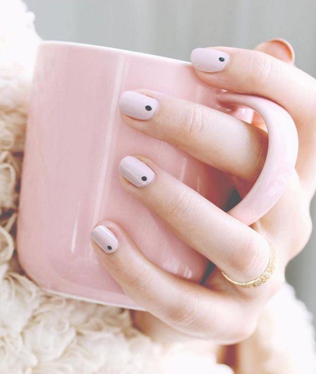 wedding day mani 18 ideas for bridal nails
