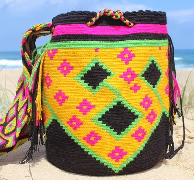 WIN a Mobolso Wayuu Mochila! Bag of Your Choice! Valued at up to $160!! beautiful bags