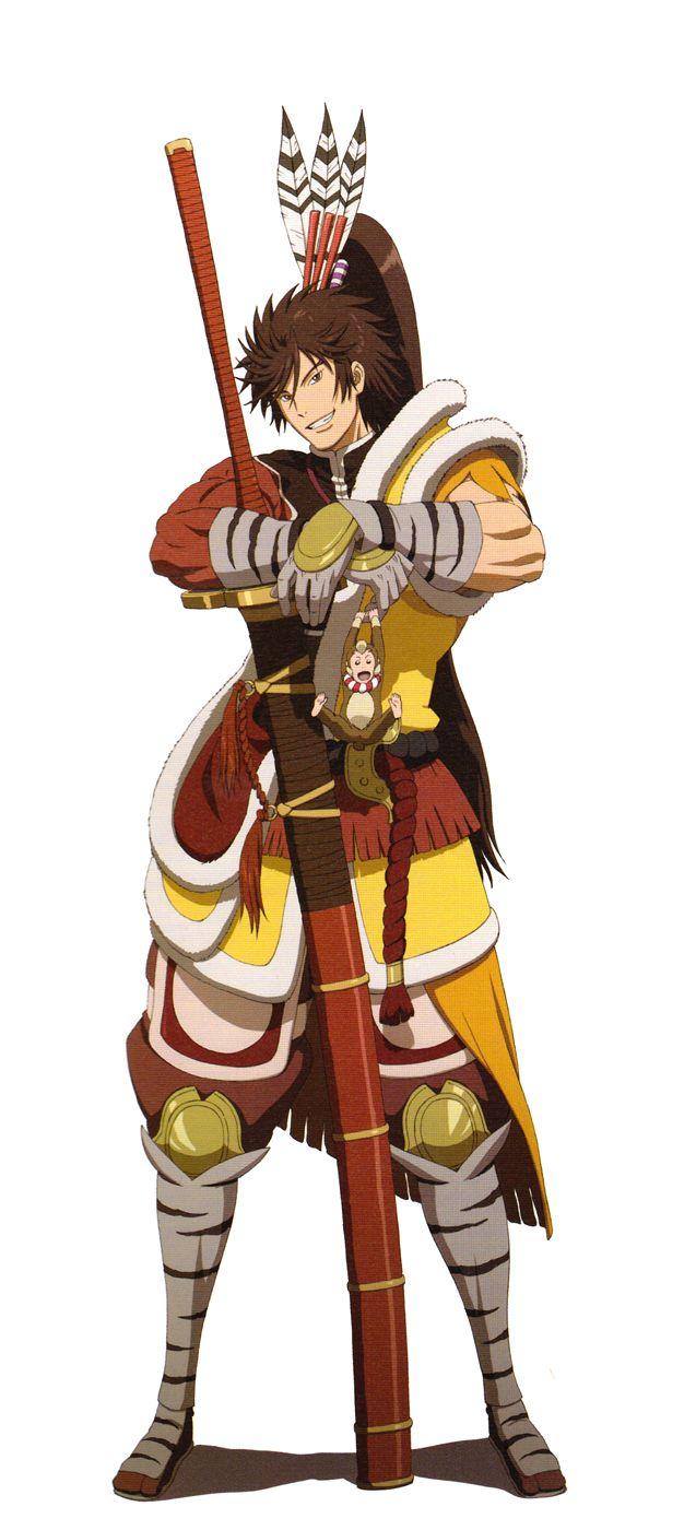 Maeda Keiji, Sengoku Basara   Anime/Manga   Pinterest   Sengoku basara