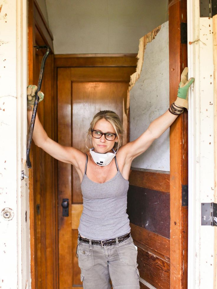 Many of the houses on Rehab Addict have a set demolition date. Nicole fights the clock to return these homes to their former grandeur before the city brings in the wrecking ball.