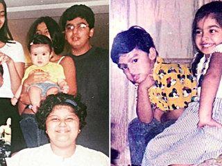 Sonam Kapoor & Arjun Kapoor's UNSEEN Childhood Pics