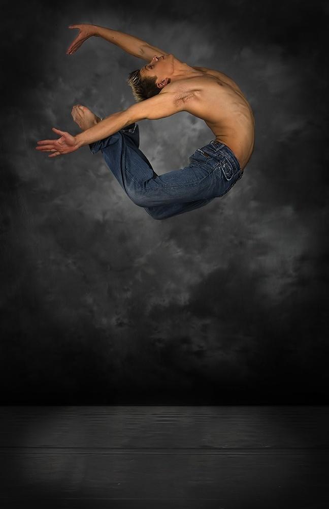 Male dancer  #