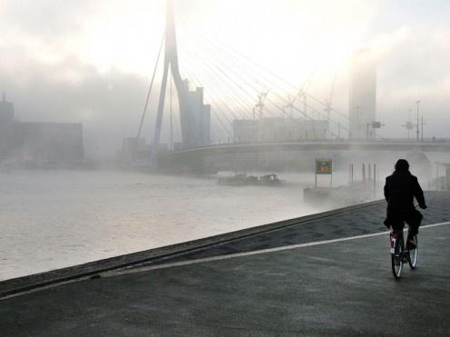 Cycle Chic - een eerbetoon aan fietsende Rotterdammers