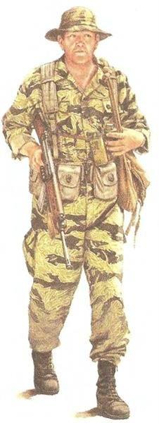 Военная рубашка вьетнамская война