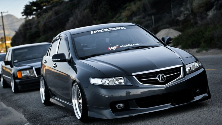 Acura TSX [First Generation (CL9)]