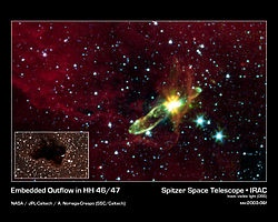 Nebular hypothesis - Wikipedia, the free encyclopedia