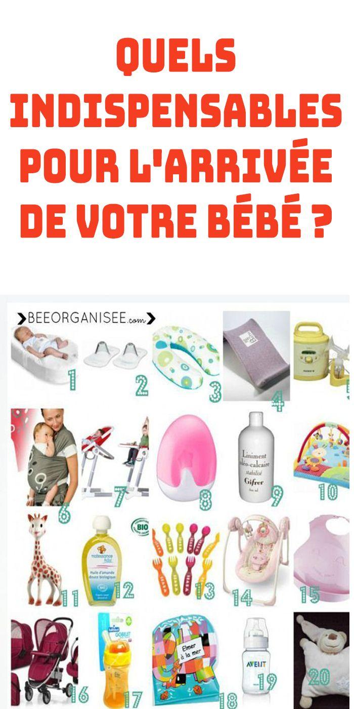 Quels sont les éléments essentiels pour préparer l'arrivée de votre bébé?