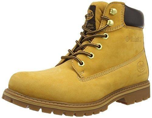 Oferta: 79.95€. Comprar Ofertas de Dockers 35CA001 - botas desert de cuero hombre, color beige, talla 45 barato. ¡Mira las ofertas!