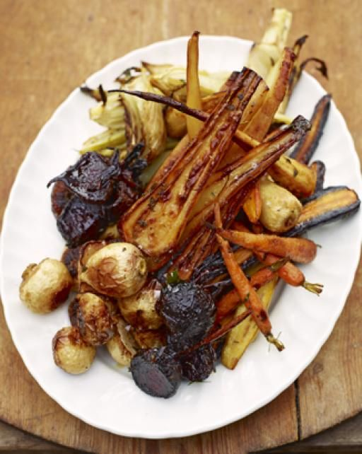 Roast vegetable megamix | Jamie Oliver | Food | Jamie Oliver (UK)