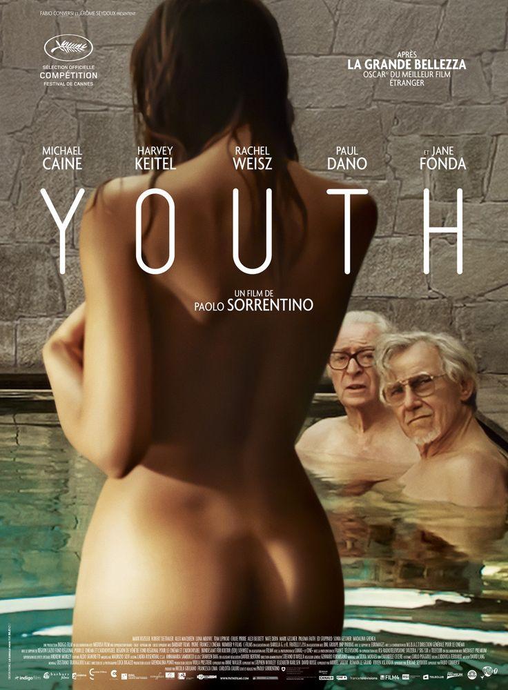 #cannes2015 Youth (2015 - sept.) de P. Sorrentino. Mouuuhais.... Joli cadre helvétique et acteurs principaux à la hauteur, pour le reste, qu'est-ce qu'on s'ennuie dans ce film tout décousu...