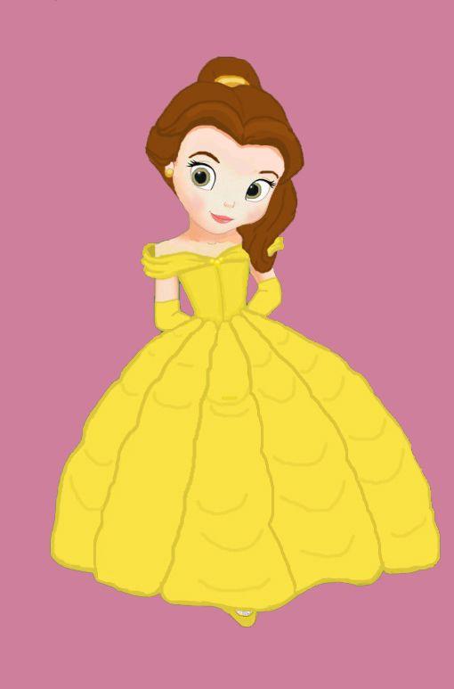 Little Disney Princess - Disney Leading Ladies Fan Art (30706121) - Fanpop fanclubs