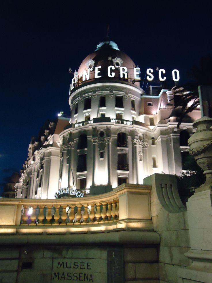 Le Negresco Hotel..