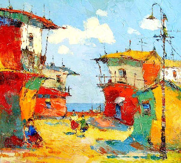 25+ best ideas about Famous watercolor artists on Pinterest | Van ...