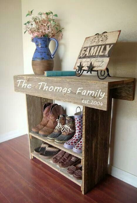 17 Best Ideas About Entryway Shoe Storage On Pinterest