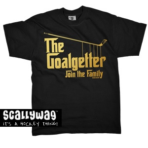 join the hockey family! don´t mess with the goalgetter ;-)  http://www.scallywaghockey.com