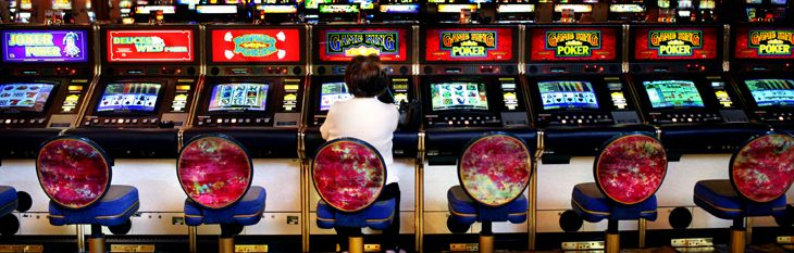 Choosing a video poker machine