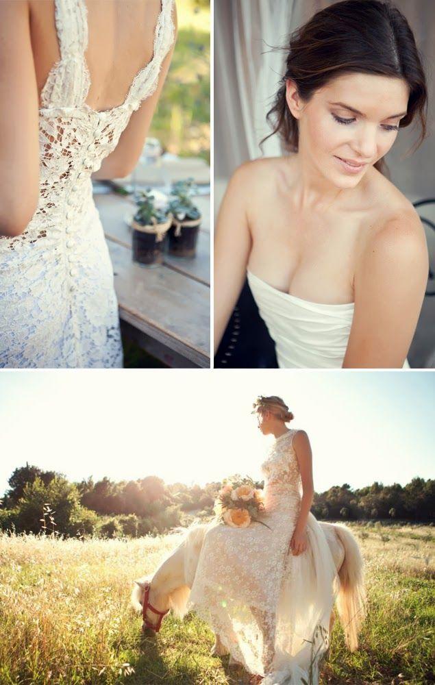 Inspiration pour votre mariage champêtre   Photo @aneoyton