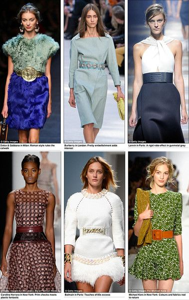 The Statement Belt is Back | Leethal Fashion Accessories