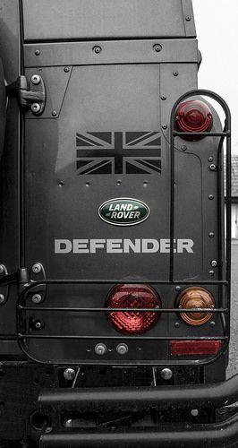 Land Rover Defender | kerryn rice | Flickr