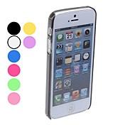 Eenvoudig ontwerp Bumper case voor de iPhone 5 (verschillende kleuren)