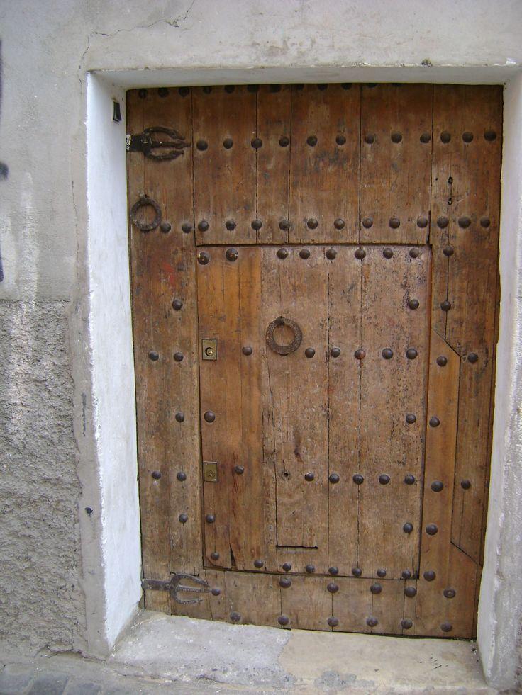 Traditional Studded Double Front Door The Doors Of