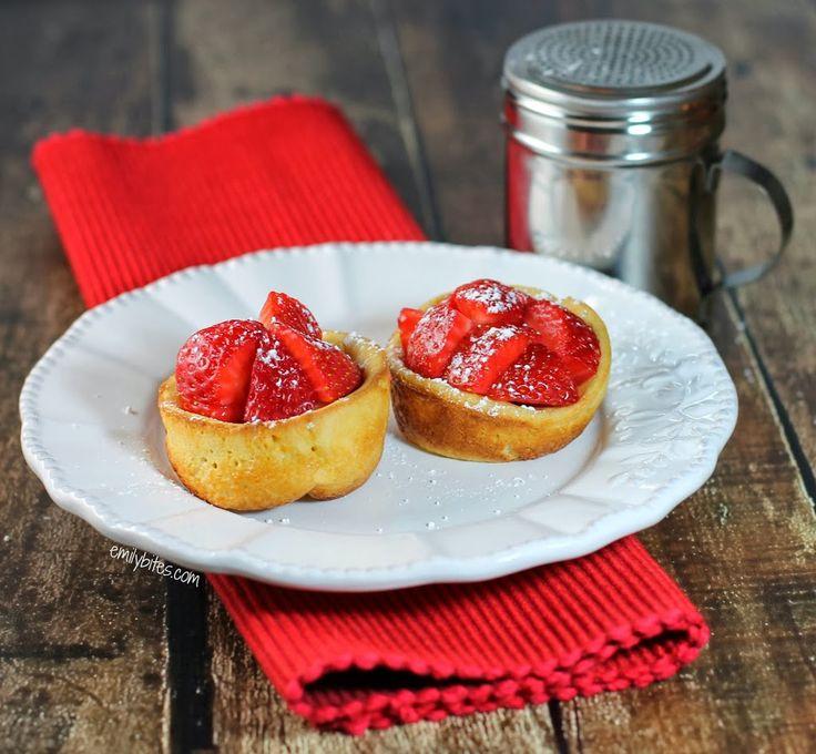 Mini Dutch Baby Pancakes Recipe Pancake Cups Chang E