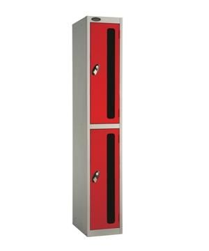 Two Door Vision Panel #Security #Locker V1