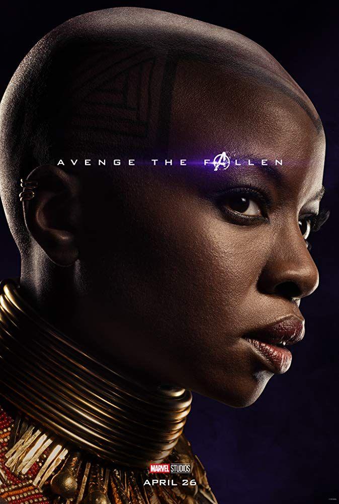 Avengers 4 Endgame Mit Danai Gurira Ab Dem 24 04 2019 Im Kino