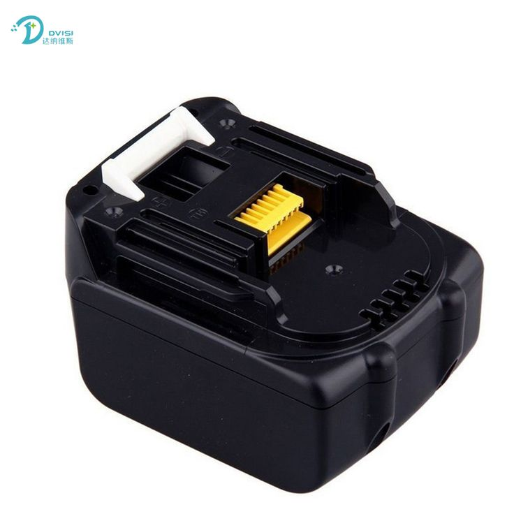 14.4V 2.0Ah Li-Ion Replacement Power Tool Battery for Makita BL1430 BL1415 194066-1 194065-3