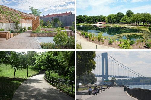 Escape the City at 29 of New York's Awesome Hidden Parks