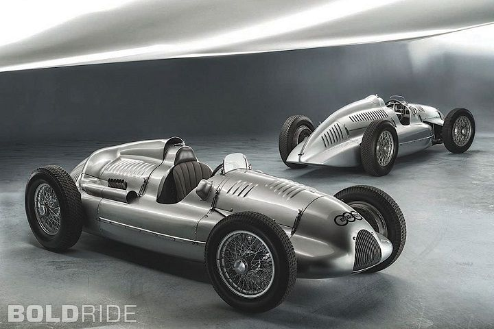 1939 Audi Auto Union Type D