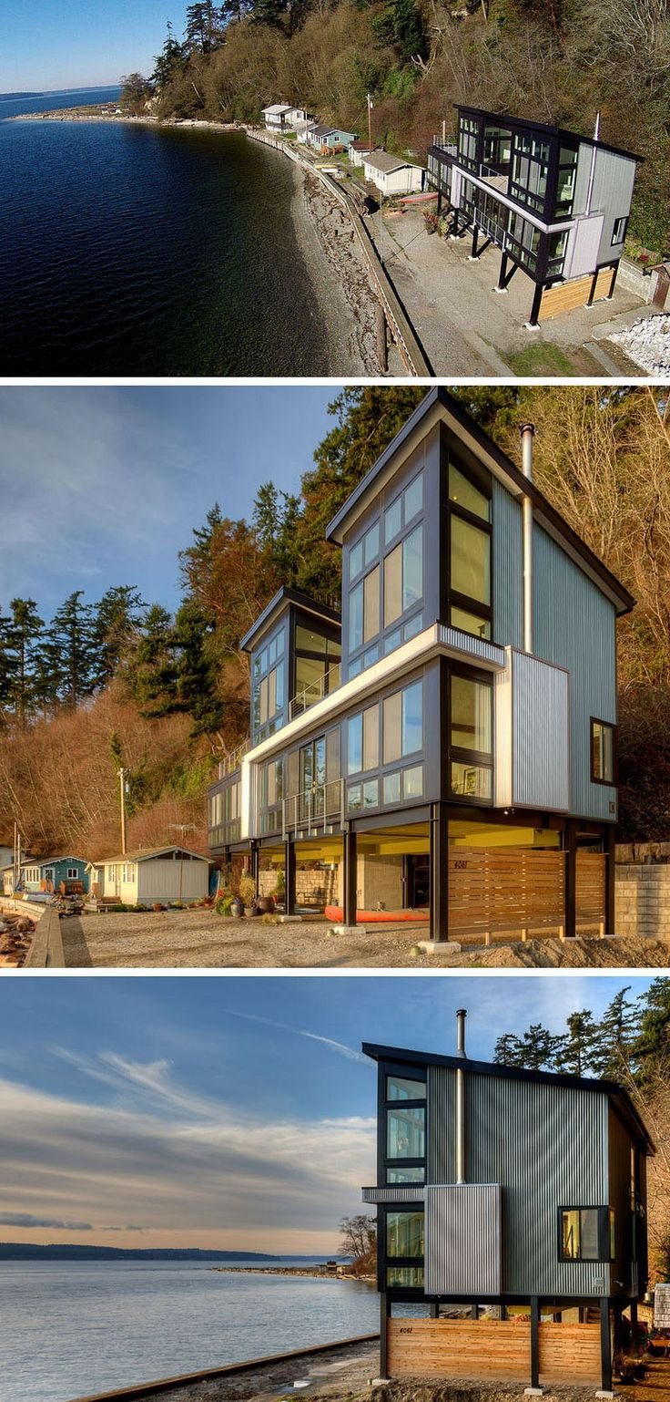 50+ Amazing Modern Beach House You Want to Live In | Beach ...