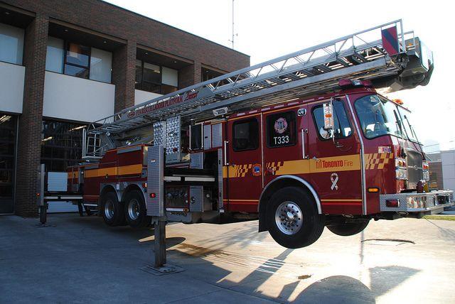 toronto fire apparatus | Toronto Fire | Flickr - Photo Sharing!