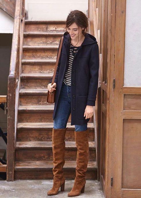DIY // Dufflet coat similaire réalisable soi même à partir du patron de couture MAGNESIUM [Femme], Ivanne.S. https://www.ivanne‐s.fr