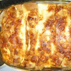 Kuorrutetut tortillarullat eli enchiladat - Kotikokki.net - reseptit