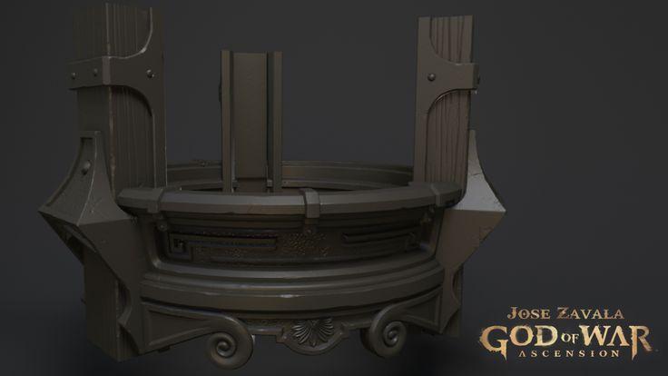Art of God of War:Ascension - Page 6