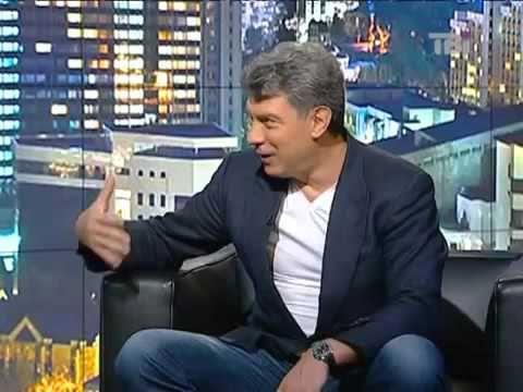 Борис Немцов про часы и самолеты Путина