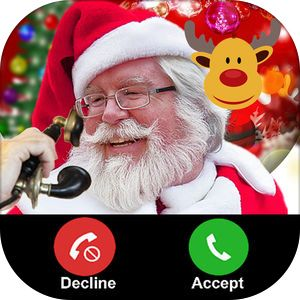 A Call From Santa Prank : Fake Phone Call by Jantajorn Teepakdee