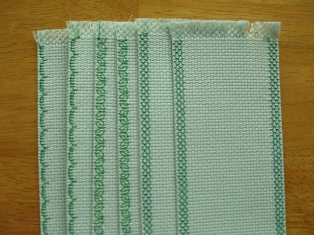 Excited to share the latest addition to my #etsy shop: 6 Blank Bookmarks Green With Decorative Edges In 14Count For Cross Stitching Size 28W x 120H http://etsy.me/2nZ2JNa #supplies #green #crossstitch #bookmarks #blankbookmarks #new #machinemade #handcrafted #crossstit